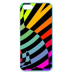 Casino Cat On The Verge Of Scratch Attack Apple Seamless Iphone 5 Case (color) by Jojostore