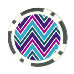 Fetching Chevron White Blue Purple Green Colors Combinations Cream Pink Pretty Peach Gray Glitter Re Poker Chip Card Guards
