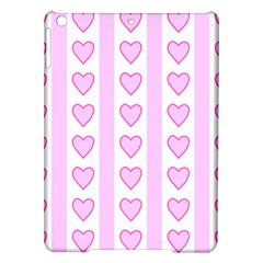 Heart Pink Valentine Day Ipad Air Hardshell Cases by Jojostore