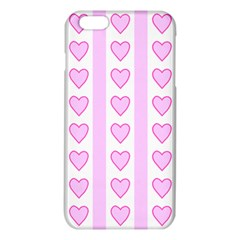 Heart Pink Valentine Day Iphone 6 Plus/6s Plus Tpu Case