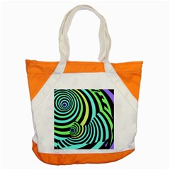 Optical Illusions Checkered Basic Optical Bending Pictures Cat Accent Tote Bag