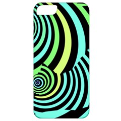 Optical Illusions Checkered Basic Optical Bending Pictures Cat Apple Iphone 5 Classic Hardshell Case