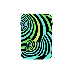 Optical Illusions Checkered Basic Optical Bending Pictures Cat Apple Ipad Mini Protective Soft Cases by Jojostore