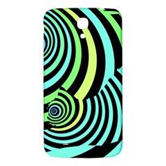 Optical Illusions Checkered Basic Optical Bending Pictures Cat Samsung Galaxy Mega I9200 Hardshell Back Case by Jojostore