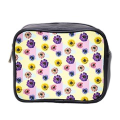 Monster Eye Flower Mini Toiletries Bag 2 Side
