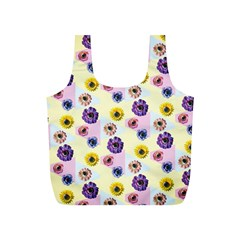 Monster Eye Flower Full Print Recycle Bags (s)