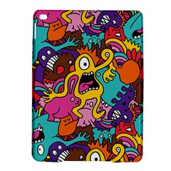 Monsters Pattern Ipad Air 2 Hardshell Cases