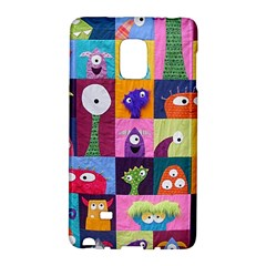 Monster Quilt Galaxy Note Edge by Jojostore