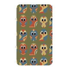 Owl Pattern Illustrator Memory Card Reader by Jojostore