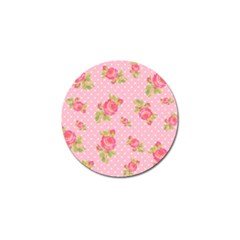 Rose Pink Golf Ball Marker (10 Pack) by Jojostore