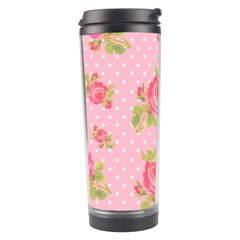 Rose Pink Travel Tumbler