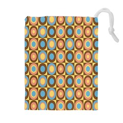 Round Color Drawstring Pouches (extra Large) by Jojostore