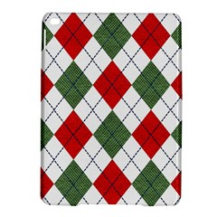 Red Green White Argyle Navy Ipad Air 2 Hardshell Cases by Jojostore