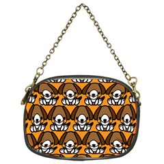 Sitbeagle Dog Orange Chain Purses (one Side)  by Jojostore