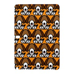 Sitbeagle Dog Orange Samsung Galaxy Tab Pro 12 2 Hardshell Case by Jojostore