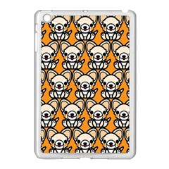 Sitchihuahua Cute Face Dog Chihuahua Apple Ipad Mini Case (white) by Jojostore