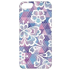 Cute  Colorful Nenuphar Phone Case Apple Iphone 5 Classic Hardshell Case by Brittlevirginclothing