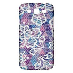 Cute  Colorful Nenuphar Phone Case Samsung Galaxy Mega 5 8 I9152 Hardshell Case  by Brittlevirginclothing