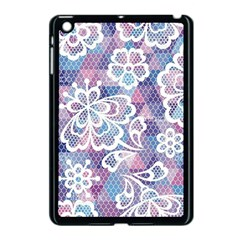 Cute  Colorful Nenuphar  Apple Ipad Mini Case (black) by Brittlevirginclothing