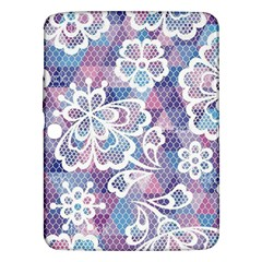 Cute  Colorful Nenuphar  Samsung Galaxy Tab 3 (10 1 ) P5200 Hardshell Case  by Brittlevirginclothing