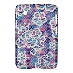 Cute  Colorful Nenuphar  Samsung Galaxy Tab 2 (7 ) P3100 Hardshell Case  by Brittlevirginclothing