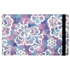 Cute  Colorful Nenuphar  Apple Ipad 2 Flip Case by Brittlevirginclothing