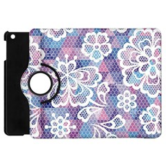 Cute  Colorful Nenuphar  Apple Ipad Mini Flip 360 Case by Brittlevirginclothing