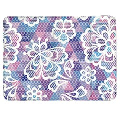 Cute  Colorful Nenuphar  Samsung Galaxy Tab 7  P1000 Flip Case by Brittlevirginclothing