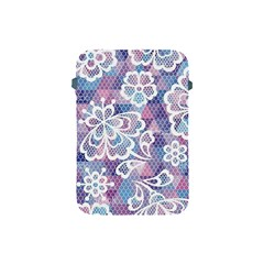 Cute  Colorful Nenuphar  Apple Ipad Mini Protective Soft Cases by Brittlevirginclothing