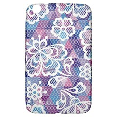 Cute  Colorful Nenuphar  Samsung Galaxy Tab 3 (8 ) T3100 Hardshell Case  by Brittlevirginclothing
