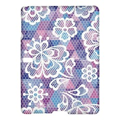 Cute  Colorful Nenuphar  Samsung Galaxy Tab S (10 5 ) Hardshell Case  by Brittlevirginclothing