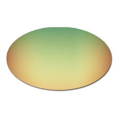 Smooth Gaussian Oval Magnet