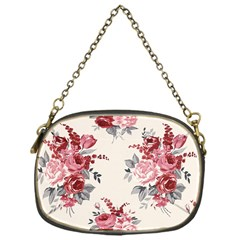 Rose Beauty Flora Chain Purses (one Side)  by Jojostore