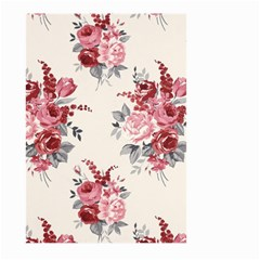 Rose Beauty Flora Large Garden Flag (two Sides) by Jojostore
