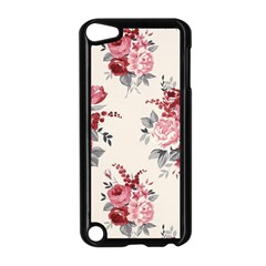 Rose Beauty Flora Apple Ipod Touch 5 Case (black) by Jojostore