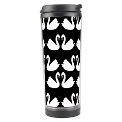 Swan Animals Travel Tumbler by Jojostore