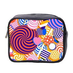 Canddy Color Mini Toiletries Bag 2 Side