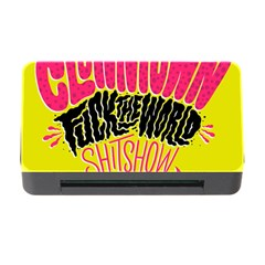 Clowntown Memory Card Reader With Cf by Jojostore