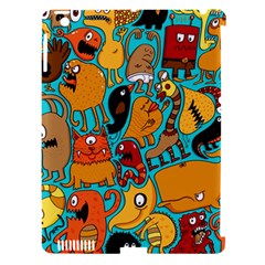 Creature Cluster Apple Ipad 3/4 Hardshell Case (compatible With Smart Cover) by Jojostore
