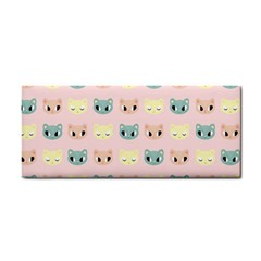 Face Cute Cat Cosmetic Storage Cases by Jojostore
