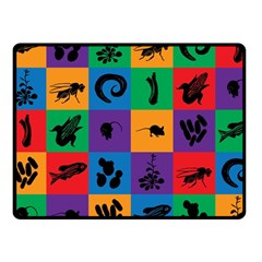 Elife Fleece Blanket (small) by Jojostore