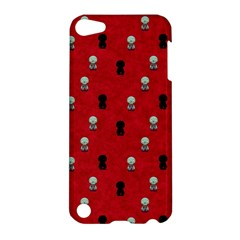 Cute Zombie Pattern Apple Ipod Touch 5 Hardshell Case by Jojostore