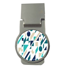 Geometric Money Clips (round)