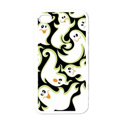 Ghosts Small Phantom Stock Apple Iphone 4 Case (white)
