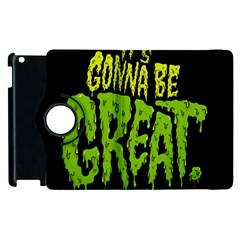 Its Gonna Be Great Apple Ipad 3/4 Flip 360 Case by Jojostore