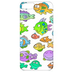 Fishes Col Fishing Fish Apple Iphone 5 Classic Hardshell Case