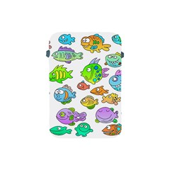 Fishes Col Fishing Fish Apple Ipad Mini Protective Soft Cases by Jojostore