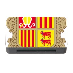 Coat Of Arms Of Andorra Memory Card Reader With Cf by abbeyz71
