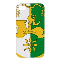 Coat Of Arms Of Abkhazia Apple Iphone 4/4s Premium Hardshell Case by abbeyz71