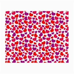 Love Pattern Wallpaper Small Glasses Cloth by Jojostore